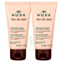 Rêve De Miel® Crème Mains Et Ongles 2*50ml à Le Mans