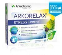 Arkorelax Stress Control Comprimés B/30 à Le Mans