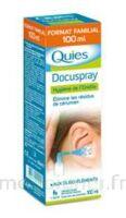 Quies Docuspray Hygiene De L'oreille, Spray 100 Ml à Le Mans