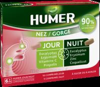 Humer Nez/gorge Jour&nuit 15 Comprimés à Le Mans