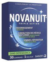 Novanuit Triple Action Comprimés B/30 à Le Mans