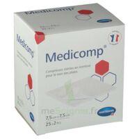 Medicomp® Compresses En Nontissé 7,5 X 7,5 Cm - Pochette De 2 - Boîte De 25 à Le Mans