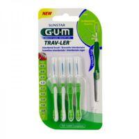 Gum Trav - Ler, 1,1 Mm, Manche Vert , Blister 4 à Le Mans
