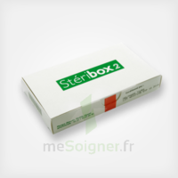 Stéribox Kit Prévention Et Hygiène Pour Les Toxicomanes Avec Seringues 100ui/ml à Le Mans