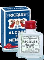Ricqles 80° Alcool De Menthe 30ml à Le Mans