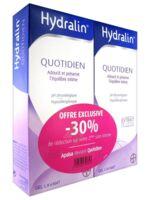 Hydralin Quotidien Gel Lavant Usage Intime 2*400ml à Le Mans