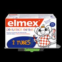Elmex Duo Dentifrice Enfant, Tube 50 Ml X 2 à Le Mans
