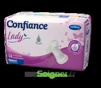 Confiance Lady Protection Anatomique Incontinence 4 Gouttes Sachet/14 à Le Mans