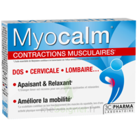 Myocalm Comprimés Contractions Musculaires B/30 à Le Mans